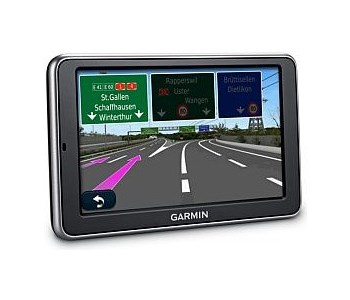 Garmin nuvi 144LMT Europe + City Navigator Russia