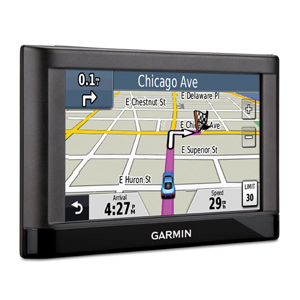 Garmin Nuvi 154LMT Europe + City Navigator Russia