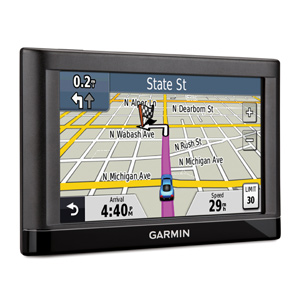 Garmin Nuvi 54LM Europe + City Navigator Russia