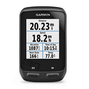 Garmin Edge 510 HRM+CAD